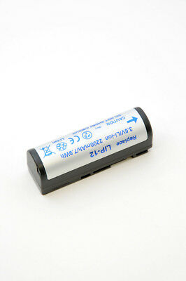 Batterie MP3/MP4/Multimédia 3.6V 2200mAh - LIP-12 ; LIP12 ; LIP-12H
