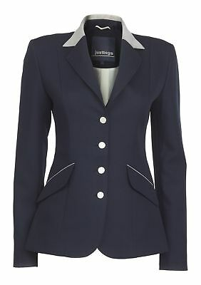 (TG. Large) Just Togs Allure Show, Giacche Ragazza, Navy, L (a7T)
