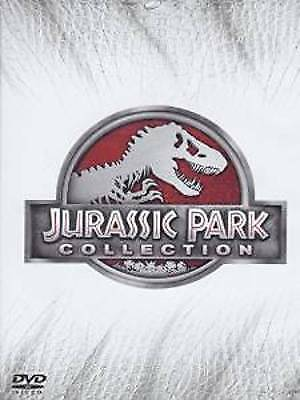 Jurassic Park Collection  4 Dvd  Cofanetto  Avventura