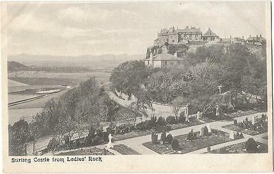 Stirling  Castle  From   Ladies   Rock.