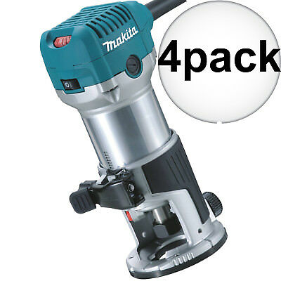 Makita RT0701C 4pk 1-1/4 HP Variable Speed Compact Router New