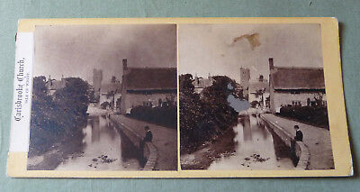 Stereoview_Isle of Wight_Carisbrooke Church_England XIX c._foto stereoscopica