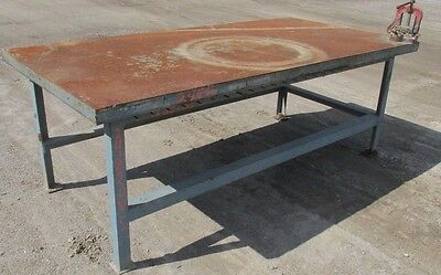 Prime Steel Work Bench Welding Table Pipe Vise 4X8X35 1 2 Andrewgaddart Wooden Chair Designs For Living Room Andrewgaddartcom