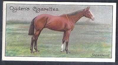 Ogdens-Racehorses - Horse Racing-#02- Spearmint
