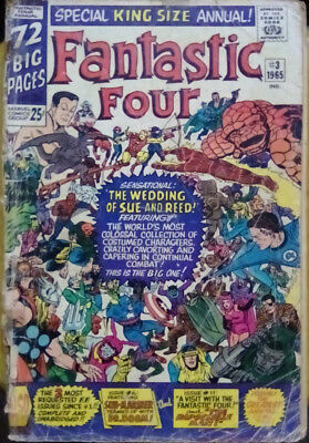 Special king size annual - Fantastic Four