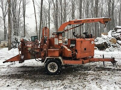 Brush Bandit Model 250XP Chipper