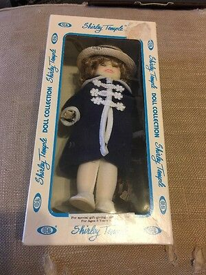 Shirley Temple Doll Ideal 1982 Poor Little Rich Girl
