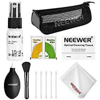Neewer 7-in-1 Camera Cleaning Kit for DSLR Lens, Sensor and LCD Screen: Sensor S