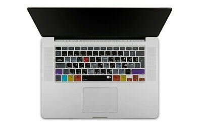 Key Pro Cover Apple keyboards Logic Pro X QWERTY