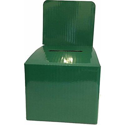 Mail & Suggestion Boxes MCB Medium Cardboard Ballot Gift New In Pack Fast Ships