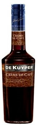 De Kuyper Creme De Cafe 500mL ea - Spirits - Origin NETHERLANDS