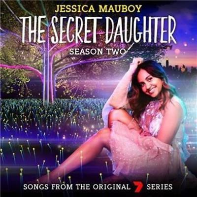 JESSICA MAUBOY THE SECRET DAUGHTER Season Two CD NEW