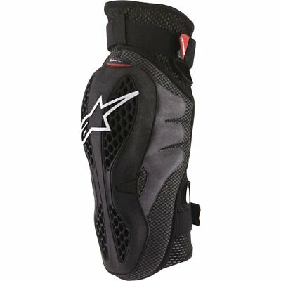 Alpinestars Sequence Knee Guards Motorcycle Protection