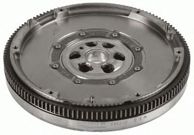 AUDI A3 8P 1.6D Dual Mass Flywheel DMF 09 to 13 5 Speed MTM Sachs 03L105266BT