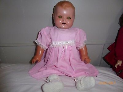 """ANTIQUE DOLL with German Head Marked 321-3  Maybe """"Early Australian"""" 22"""""""