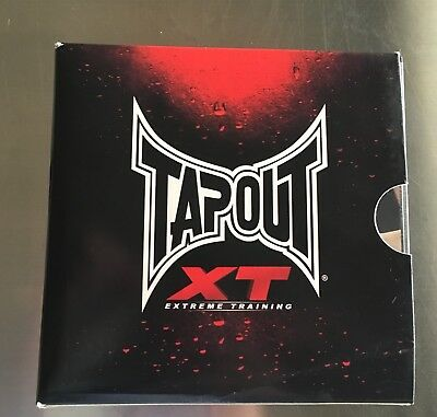 TapOut XT Extreme Training Box Set Exercise Workout 8 Disc