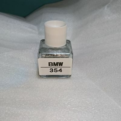 One Day Shipping-For BMW Touch Up Paint Color Code 354 Titanium Silver Metallic