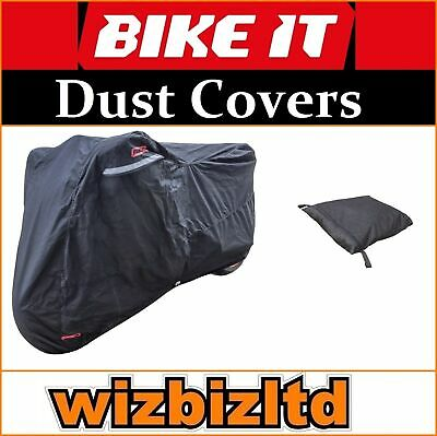 Indoor Ventilated Motorcycle Dust Cover Triumph 800 Bonneville 2006 RCOIDR02