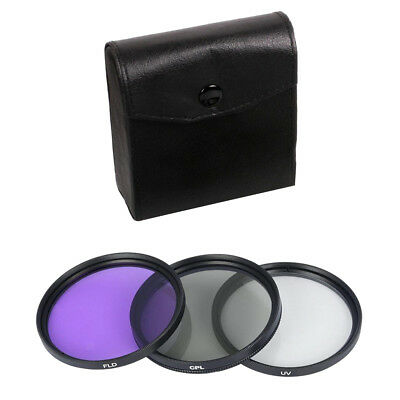 58mm UV FLD CPL Circular Polarizing Filter Compact Photography Accessories