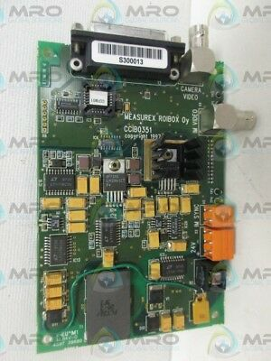 Measurex Ccib0351 Board *new No Box*