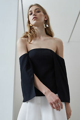 NEW Women's Bustiers Limitless Bustier Top Black By C/Meo Collective