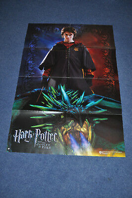 Harry Potter und der Feuerkelch / and the Goblet of Fire - Warner Bros. Poster