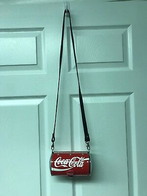 COCA-COLA Collectible Little Earth Can Purse