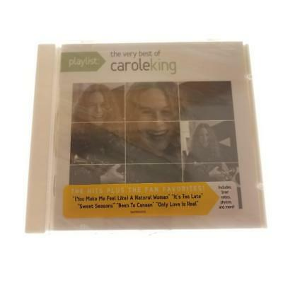 The Very Best of: Carole King Playlist New Sealed 2012 Ode/Epic/Legacy Records
