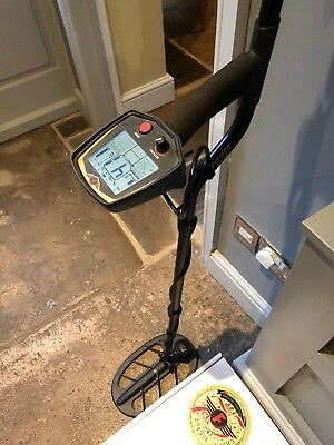 METAL DETECTOR FISHER F75 Special Edition DETECTOR