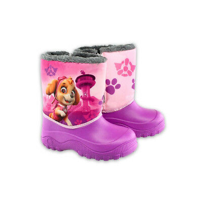 Paw Patrol Winter Boots KIDS Girls new official