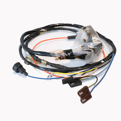 Incredible 69 Camaro Engine Wiring Harness With Hei 110 00 Picclick Wiring Digital Resources Dylitashwinbiharinl