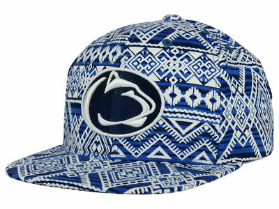 aa96706b Penn State Nittany Lions Top of the World NCAA Montezuma Snapback Hat Cap