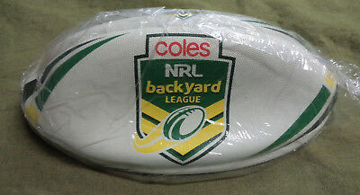 #bb.  Coles Nrl Backyard Rugby League   Football