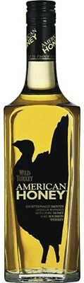 Wild Turkey American Honey Liqueur 700ml ea - Spirits - Origin United States