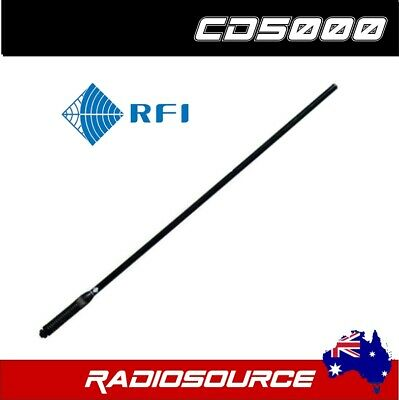Rfi Cd5000 5Dbi Uhf Cb Heavy Duty Rugged Antenna Suits Gme Icom Oricom Uniden