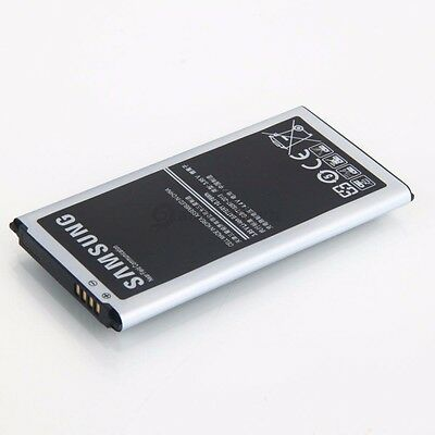 New OEM Samsung Galaxy S5 Battery 2800 mAh EB-BG900BBU Genuine Original G900