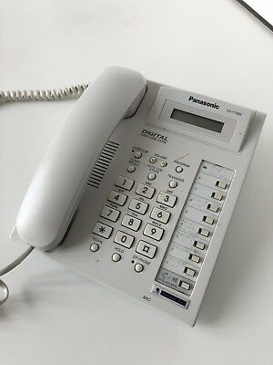 PABX Phone System With 9 Phones