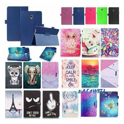 AU For Samsung Galaxy Tab A 8.0 SM-T380 T385 2017 Smart Leather Case Cover +Film