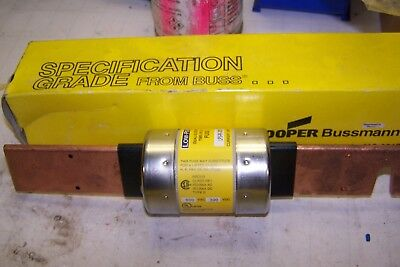 New Cooper Buss Lps-Rk-300Sp Fuse 300 Amp 600 Vac Dual Element Time Delay