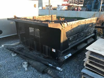 9' rugby dump truck bed