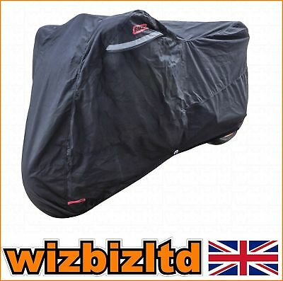 Indoor Ventilated Motorcycle Dust Cover Suzuki 125 DR S 1986 RCOIDR01
