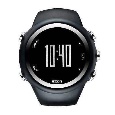 EZON T031A01 GPS Sports Watch for Men and Women Outdoor Leisure Running Digital