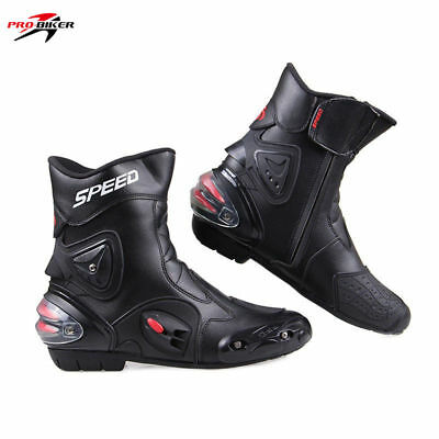 Motorcycle Racing Short Boots Racing Ankle joint protection Cycling Shoes