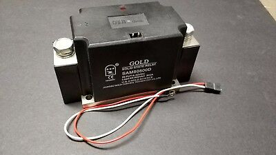 Solid State Relay 4-32VDC-in, 40-800VAC-out, 800Amps! (Pt# SAM80800D)