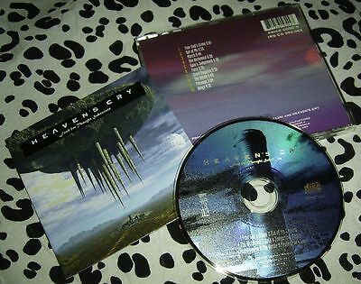 Cd Heaven's Cry - Food For Thought Substitute * Irs / Hypnotic 1997 Canada