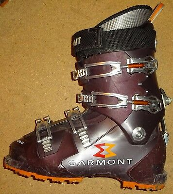 Freeride Skitour Schuhe Garmont Radium 315mm Gr. 28
