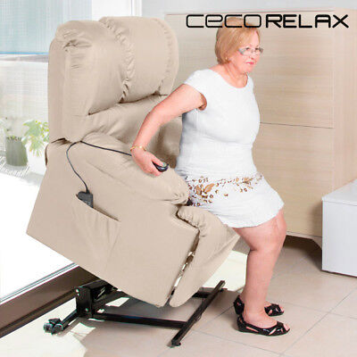 Cecorelax 6012 Lifting Relax Chair with Massage