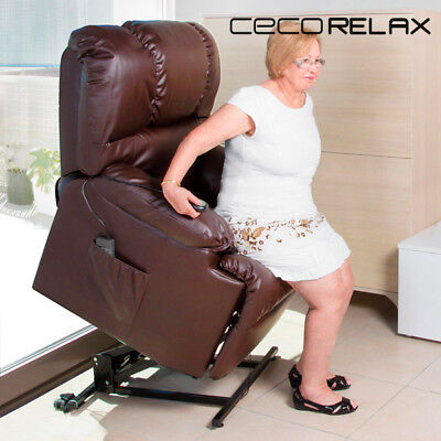 Cecorelax 6014 Lifting Relax Chair with Massage