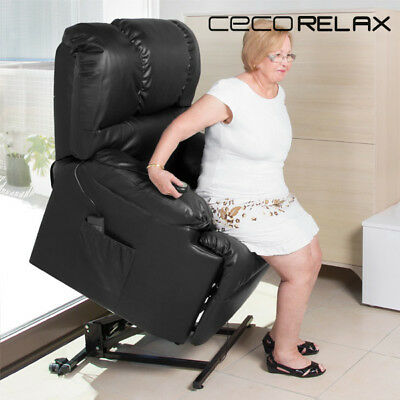 Cecorelax 6011 Lifting Relax Chair with Massage