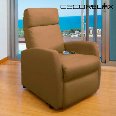 Cecorelax Compact Camel 6019 Massage Armchair